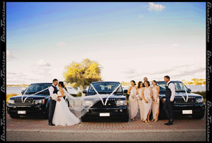 Swan River Wedding (Photo: All About Image Photography)